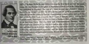black African novelist